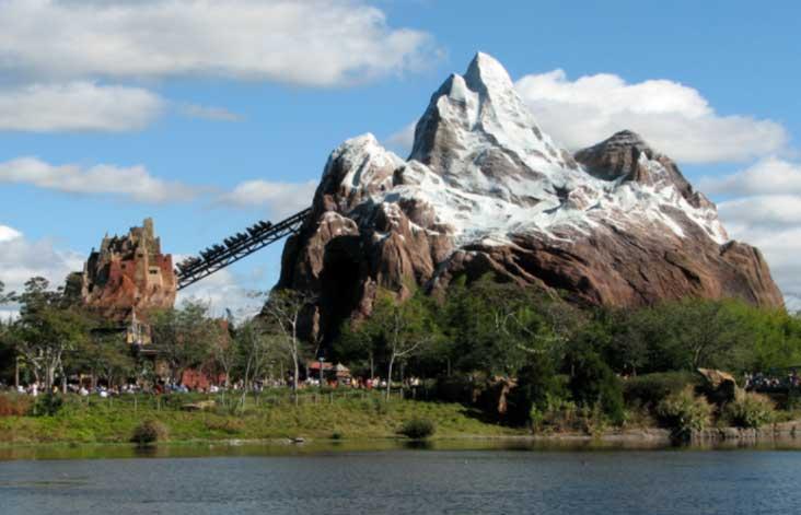 Animal-Kingdom Principais Atrações dos Parques da Disney