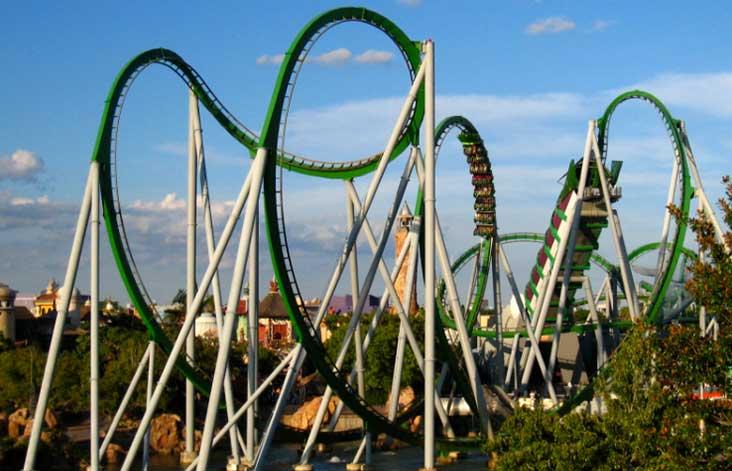 Islands-of-Adventure Principais Atrações dos Parques da Disney