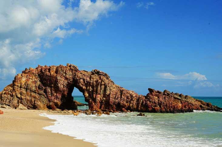 Jaricoacoara Destinos para viajar a dois no Brasil