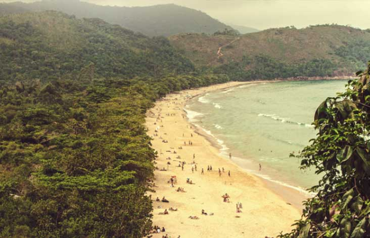 parati Destinos para viajar a dois no Brasil