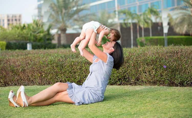A-partir-de-qual-idade-é-permitido-viajar-no-avião Dicas para viajar com bebês