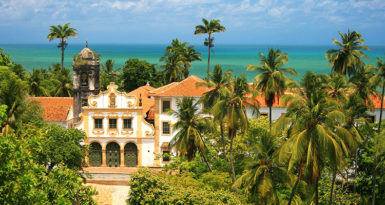 Olinda-Brasil Brasil cultural: O mundo em um país