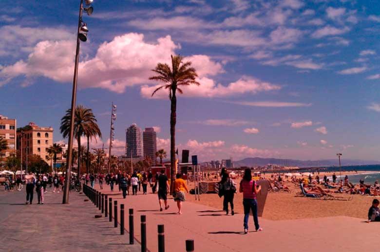 praia-barcelona Dicas para a sua viagem à Barcelona