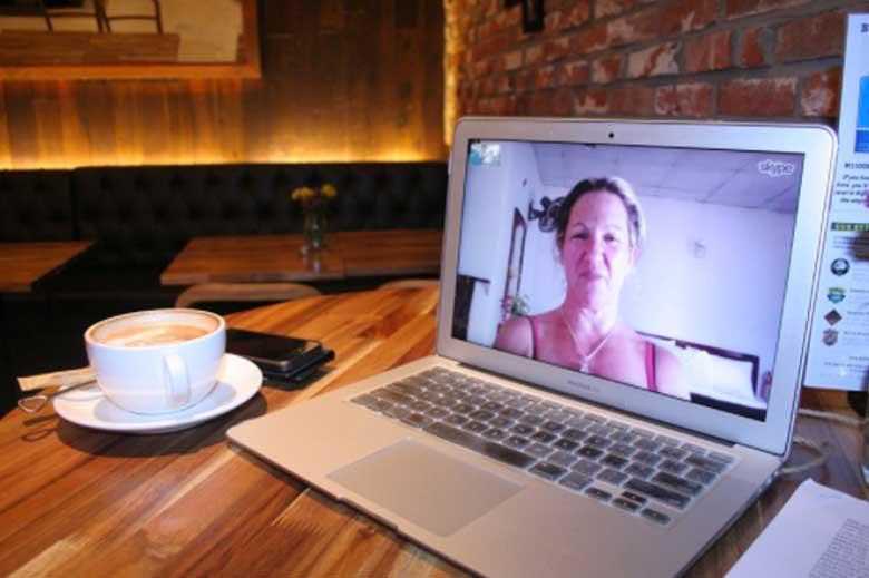 skype House sitting: o segredo da hospedagem grátis