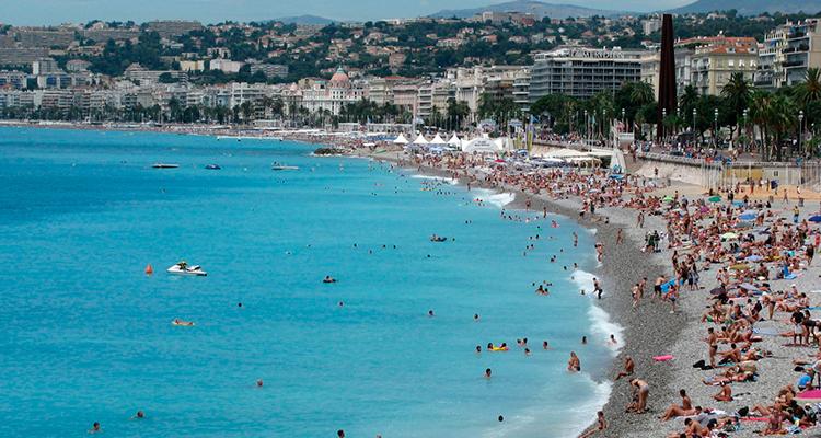 Nice-destinos-para-conhecer-na-frança 4 destinos para conhecer na França