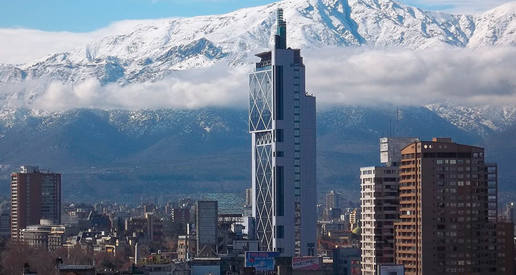 Providence-Santiago-Chile Onde ficar em Santiago?