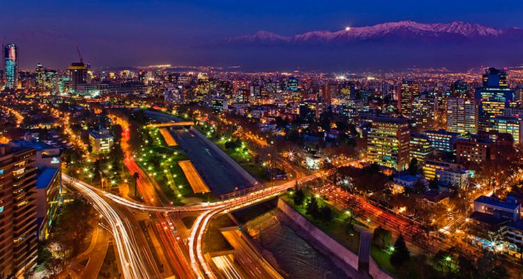 Santiago-Chile- Onde ficar em Santiago?
