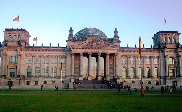 Deutscher Bundestag - Parlamento Alemão