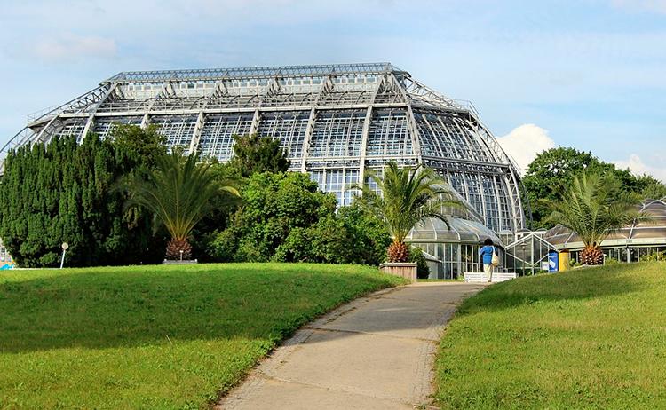 Jardim Botânico de Berlim