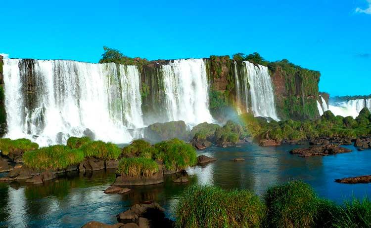 Cachoeiras brasileiras Cataratas do Iguaçu