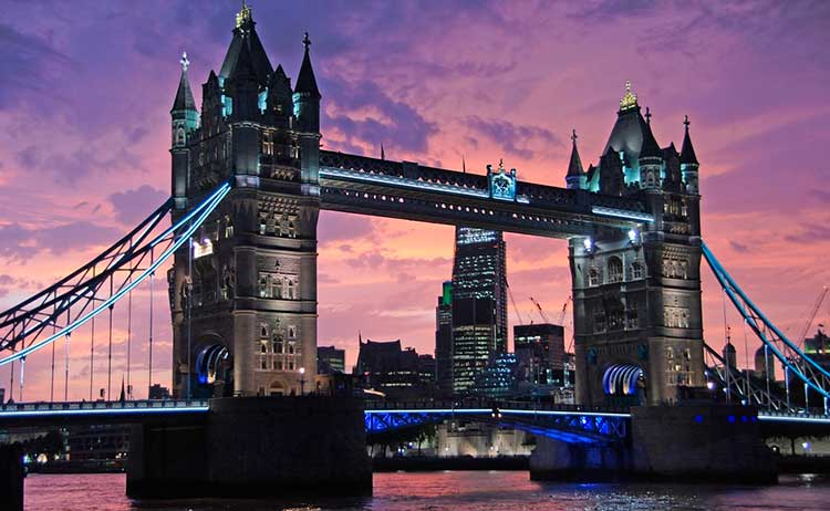 Musicas e Viagens Londres