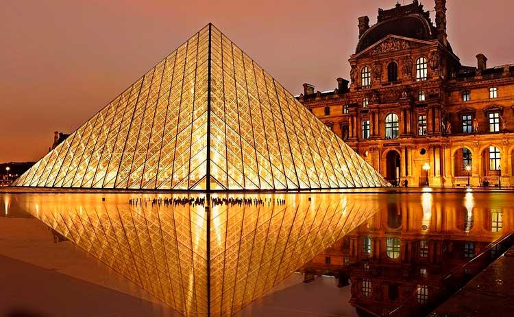 Louvre Dicas para sua viagem à Paris