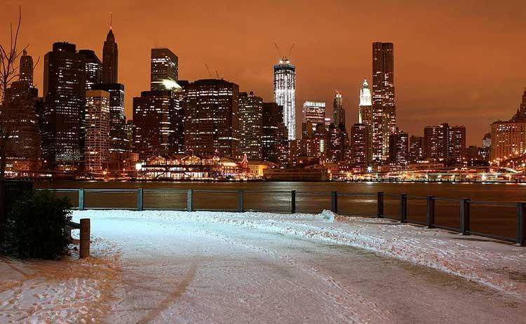 Nova-york-Estados-Unidos Destinos internacionais imperdíveis no inverno