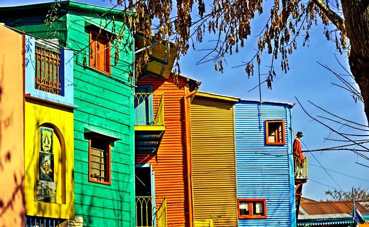 ficar em Buenos Aires
