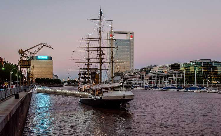Puerto_Madero Hotel em Buenos Aires: como escolher?