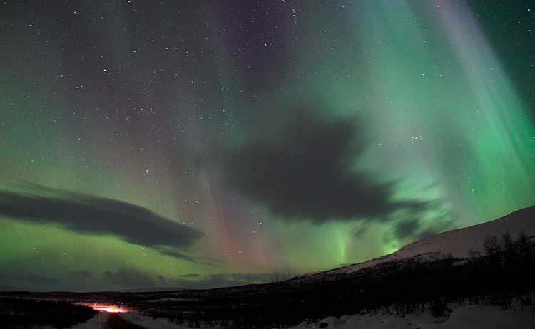 Saariselkä-Finlândia Destinos internacionais imperdíveis no inverno
