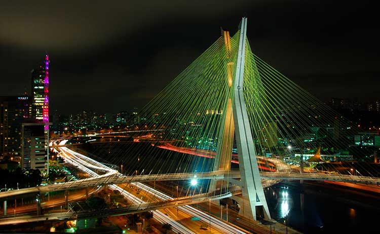 Musicas e viagens São Paulo