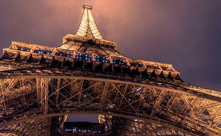 Torre-Eiffel Dicas para sua viagem à Paris