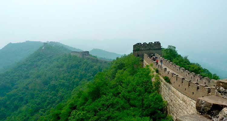 GrandeMuralhadaChina Conheça os maiores Patrimônios Culturais da Humanidade
