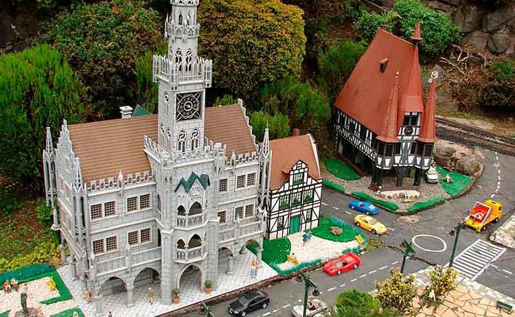 Parque de Gramado: Mini Mundo