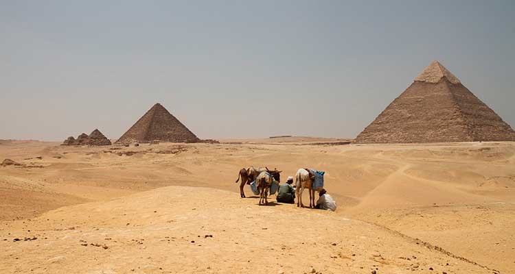PiramidesdoEgito Conheça os maiores Patrimônios Culturais da Humanidade