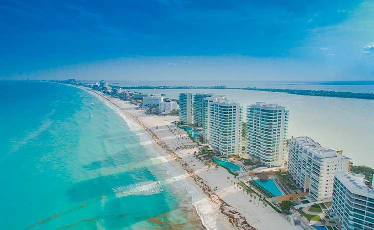 hospedagem 5 motivos para você viajar para Cancún hoje