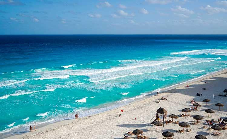 temperatura 5 motivos para você viajar para Cancún hoje