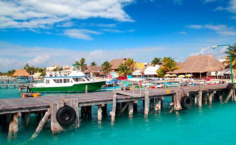 Viajar para Cancún não precisa de visto
