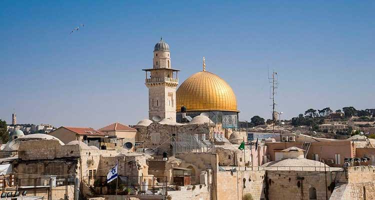 Jerusalem Cidades históricas que você tem que conhecer