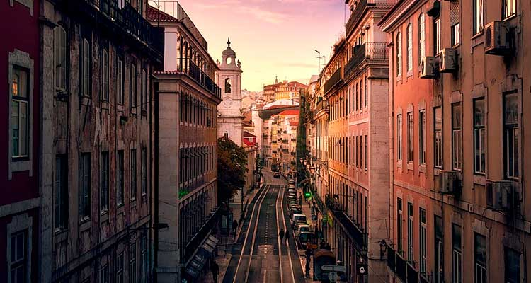 Lisboa Cidades históricas que você tem que conhecer