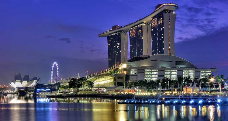 MarinaBaySandsCasino2 Conheça os melhores cassinos do mundo