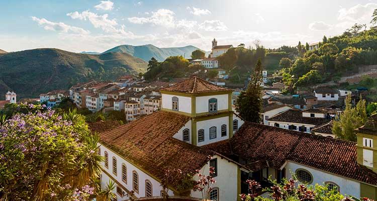 Cidades históricas brasileiras Ouro Preto