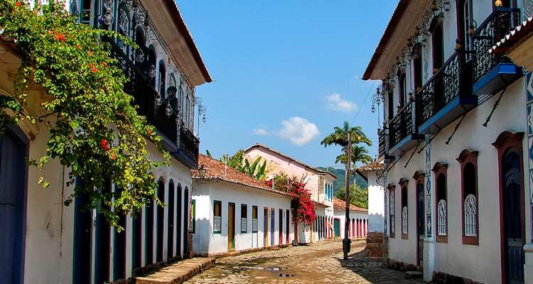 Paraty Cidades históricas que você tem que conhecer