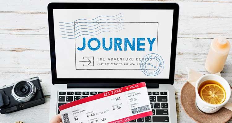 Reserve tudo com antecedência para realizar uma viagem tranquila