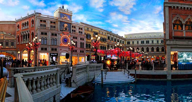 The Venetian Macao - China