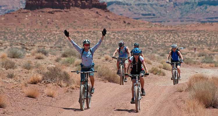Utah 6 lugares para quem gosta de andar de bicicleta