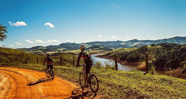 estrada 6 lugares para quem gosta de andar de bicicleta