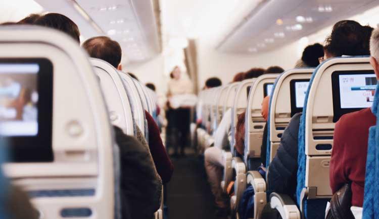 Viagem cancelada medidas foram tomadas pelas companhias aéreas