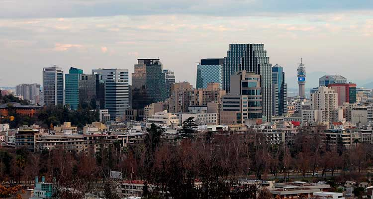 Santiago, Chile destinos baratos