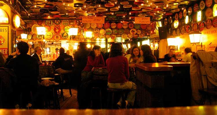 Delirium Café: a maior cervejaria de Bruxelas