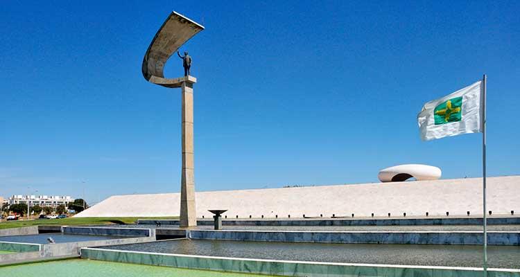 brasilia3 Proclamação da República - 4 destinos para uma viagem rápida