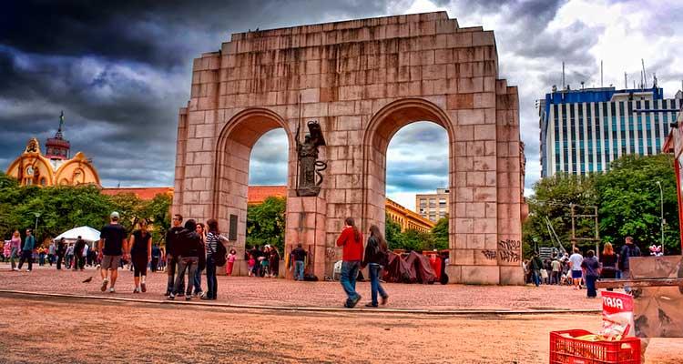 portoalegre 6 lugares para viajar no Brasil em 2018