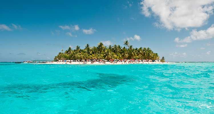 San Andrés o que fazer Visitar as ilhas cayos