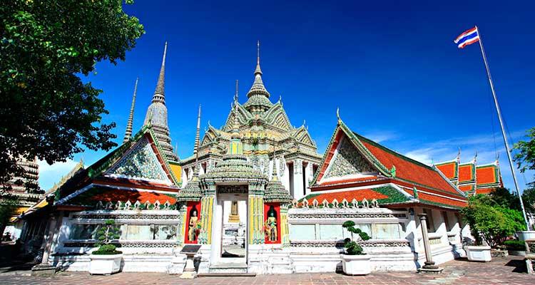 onde_ficar_em_Bangkok_Old_Town Guia de Viagem: Onde ficar em Bangkok