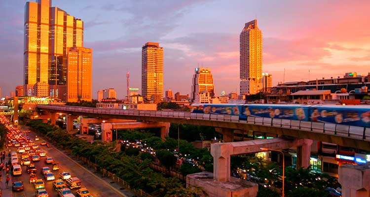 onde ficar em Bangkok Sukhumvit