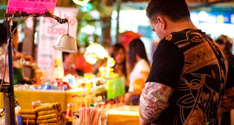 ondecomeremBangkok2 Guia de Viagem: Onde comer em Bangkok