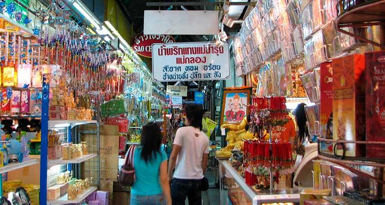 ondecomeremBangkok3 Guia de Viagem: Onde comer em Bangkok