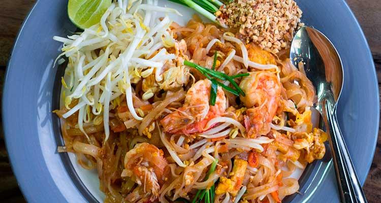 O que comer em Bangkok