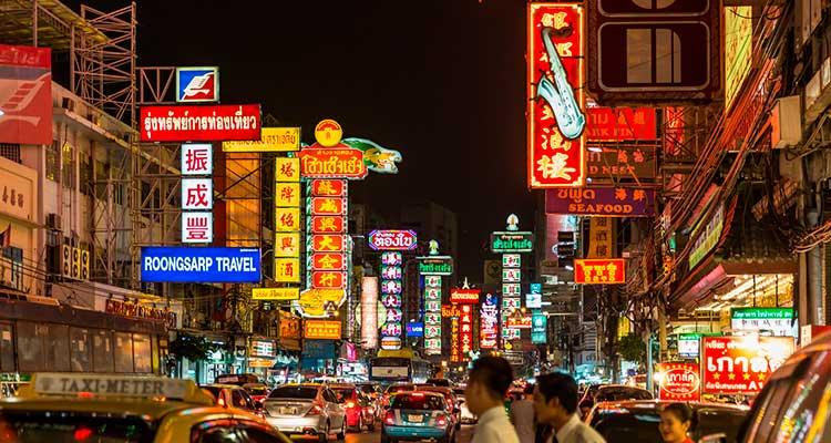 oquefazeremBangkok7 Guia de Viagem: O que fazer em Bangkok
