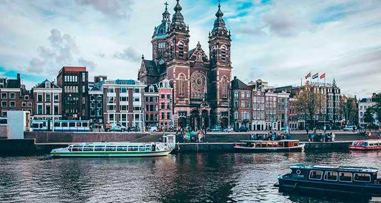 Conhecer a Casa da Anne Frank